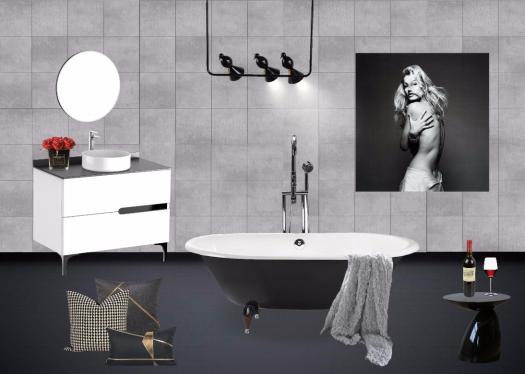入侵浴室柜新物种,岩板成跨界新宠儿?